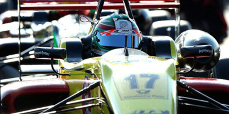 Jagona Ayam with Carlin, nuevo equipo de Carlin en F3