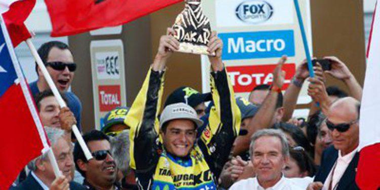 Dakar 2014: Así ganó Ignacio Casale en quads