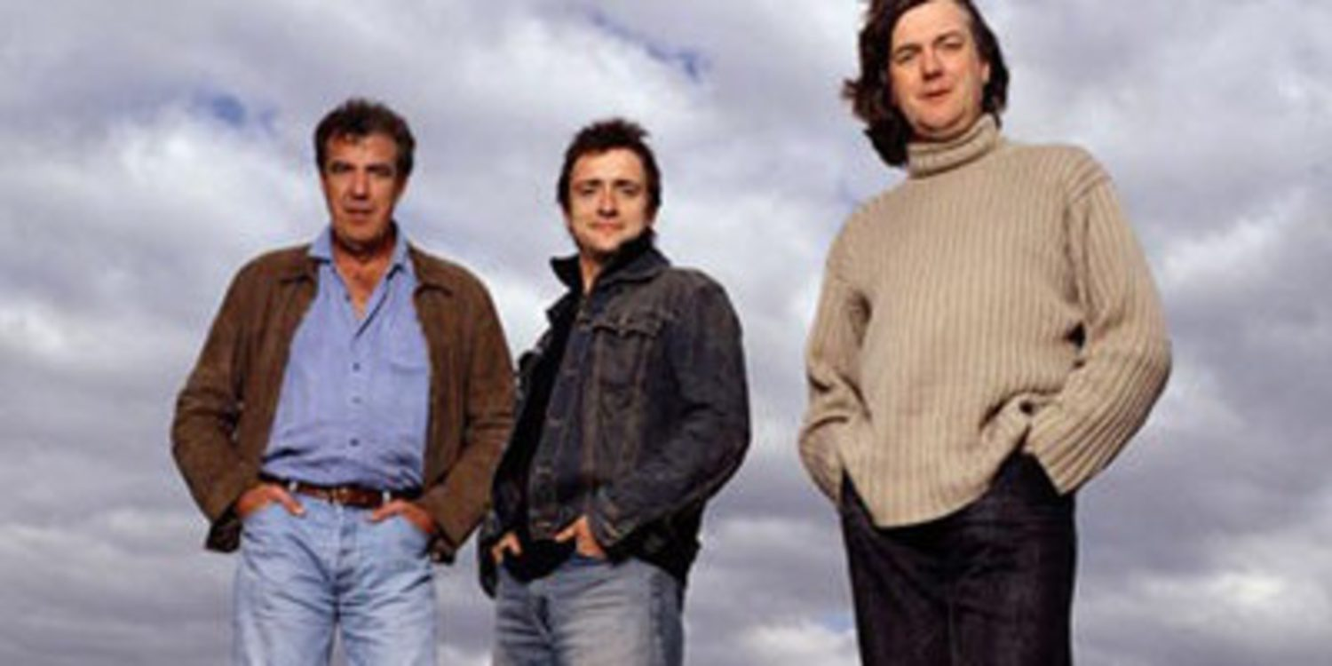 Arranca la nueva temporada de Top Gear