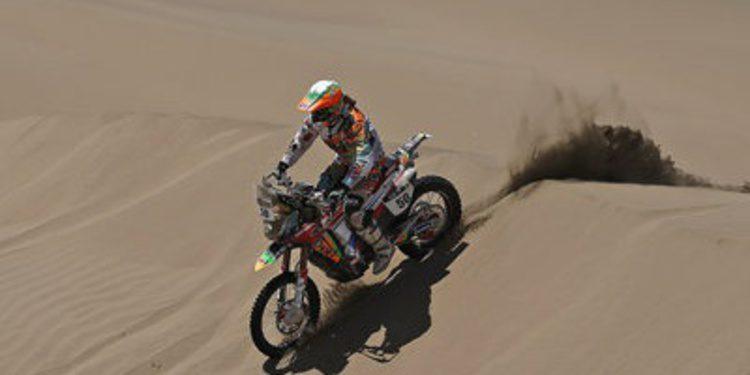 Dakar 2014: Actuación de los pilotos españoles (I)