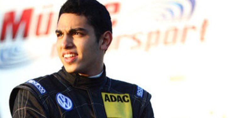 Roy Nissany repite con Mücke Motorsport en la F3