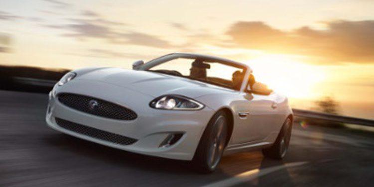 Versiones Signature y Dinamic R para el Jaguar XK
