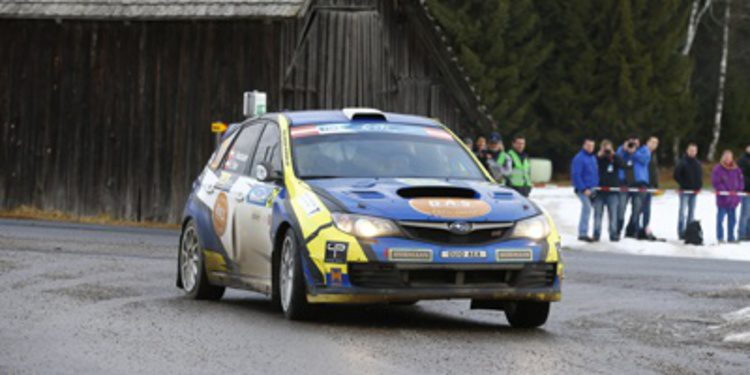Lista de inscritos del Rally Liepaja del ERC 2014