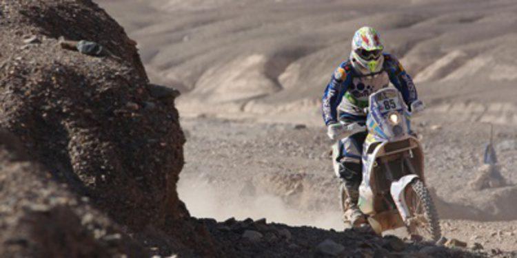 Dakar 2014: Actuación de los pilotos españoles (II)