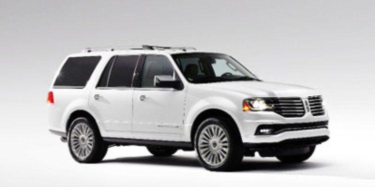 Lincoln moderniza el inmenso Navigator
