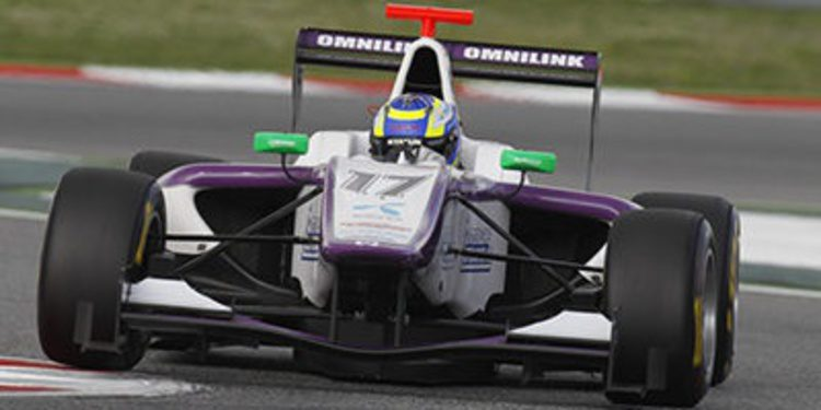 Russian TIME confirma a Jimmy Eriksson en GP3