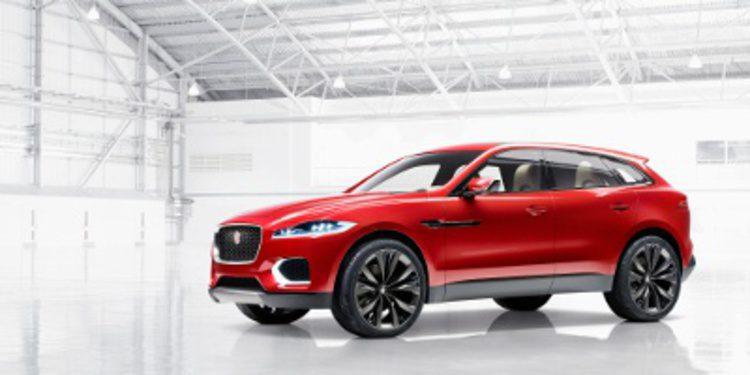 Jaguar presenta nueva variante del C-X17