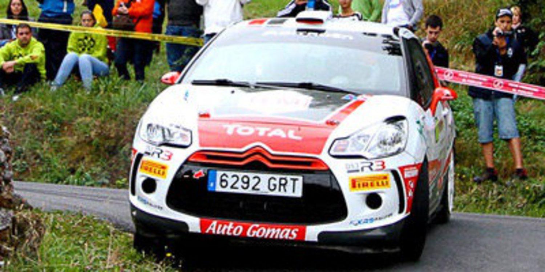 KRS Rallyes adquiere un Citroën DS3 R5