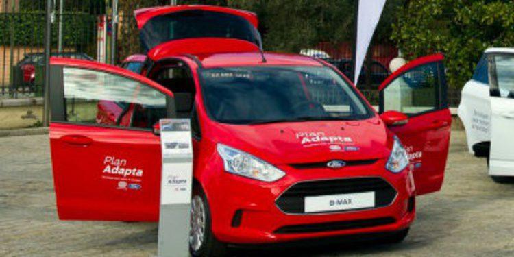 Ford y ONCE ponen en marcha el Plan Adapta