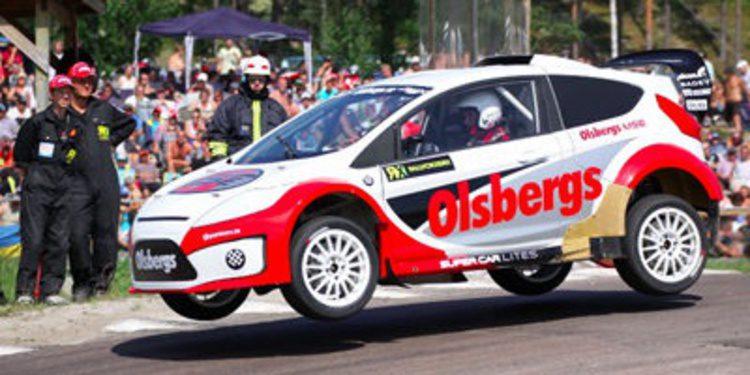 El Mundial de Rallycross estrenará la categoria Lites
