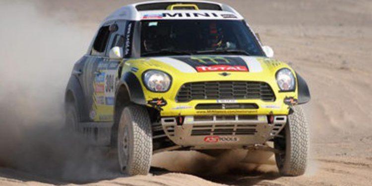 Dakar 2014: Actuación de los pilotos españoles (III)