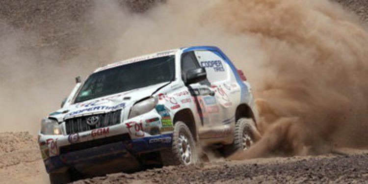Dakar 2014: Actuación de los pilotos españoles (IV)