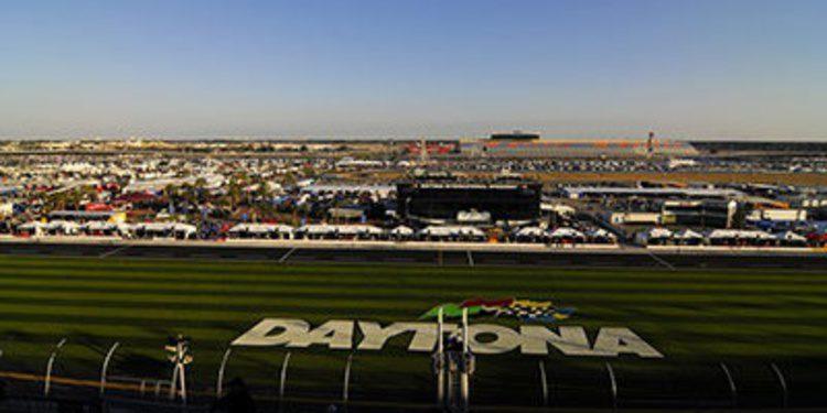 La parrilla para las 24 horas de Daytona 2014