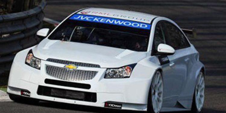 Sigue el desarrollo del Cruze TC1 para el WTCC