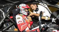 Tarquini prueba el nuevo Honda WTCC en Motorland
