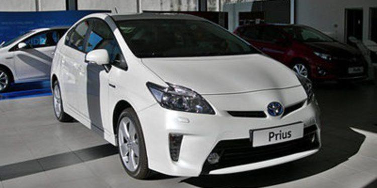 Toma de contacto: Descubrimos el Toyota Prius