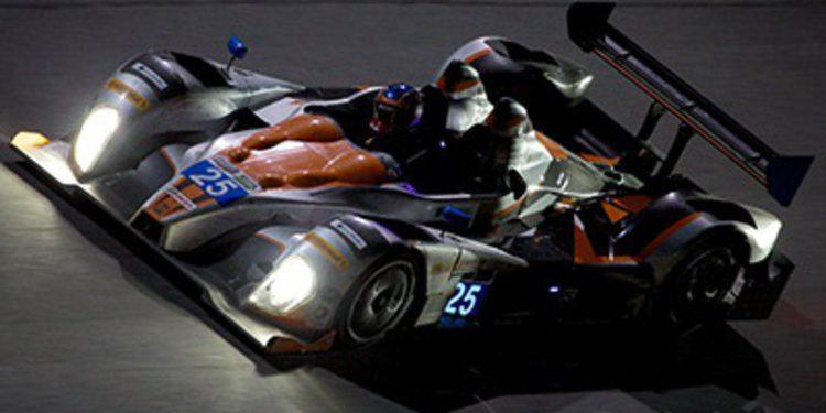 Rob Huff, segundo en las 24 Horas de Daytona