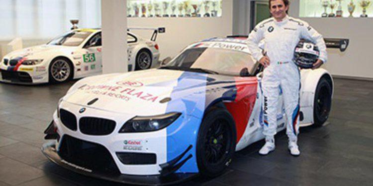 Stephane Ratel piensa que Zanardi atraerá atención a los GTs