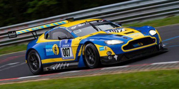 Aston Martin quiere un coche oficial en las Blancpain Series