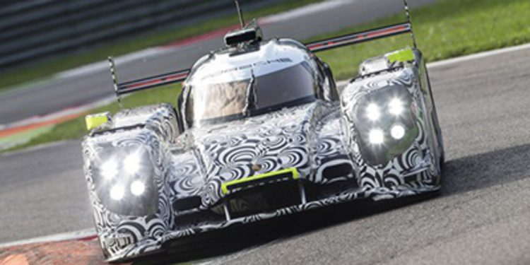 Video: Así es el simulador de Porsche LMP1