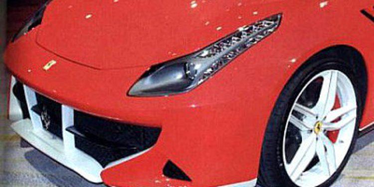 Ferrari crea una nueva pieza única
