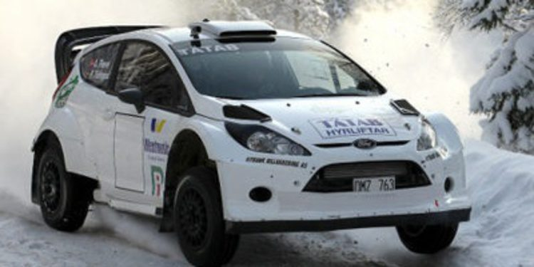 Pontus Tidemand gana el Mountain Rally 2014