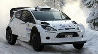 Pontus Tidemand gana el Mountain Rally 2014