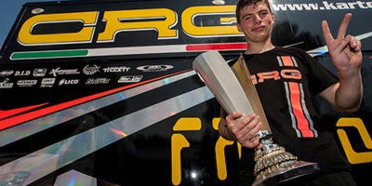 Max Verstappen podría acabar en el FIA F3 Europe