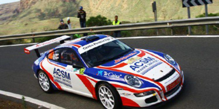 El 38º Rally Islas Canarias ya en marcha