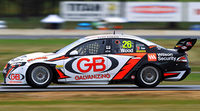 Dale Wood con Brad Jones Racing en los V8 Supercars 2014