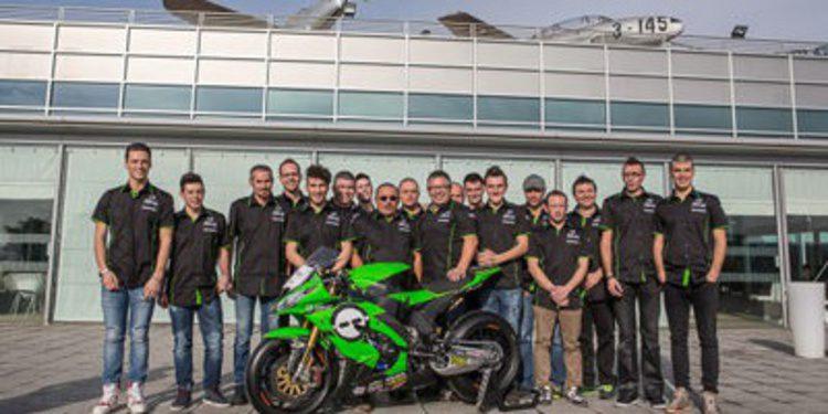 Pedercini Racing presenta su proyecto para el WSBK 2014