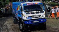 Dakar 2014: Sorpresas y decepciones en la categoría de camiones
