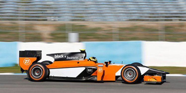 Daniel De Jong seguirá en GP2 con MP Motorsports