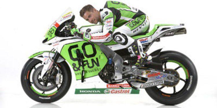 El Go&Fun Honda Gresini de Álvaro Bautista estrena 2014