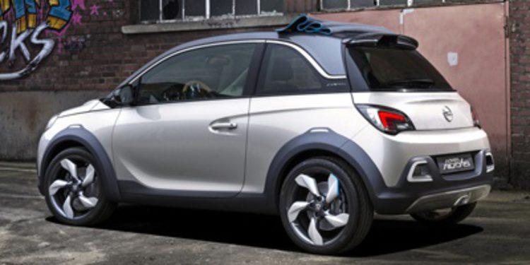 El Opel Adam Cabrio podría ser presentado en Ginebra