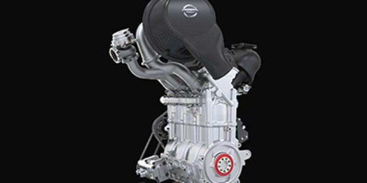 Video: el revolucionario motor del Nissan Zeod RC