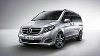 Nuevo Mercedes-Benz Clase-V en vídeo