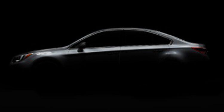 Subaru adelanta el nuevo Legacy con un teaser