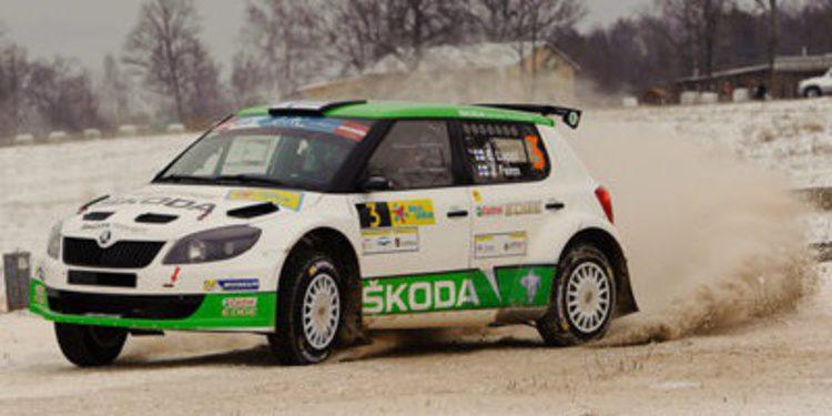 Esapekka Lappi gana el Rally Liejapa del ERC con autoridad