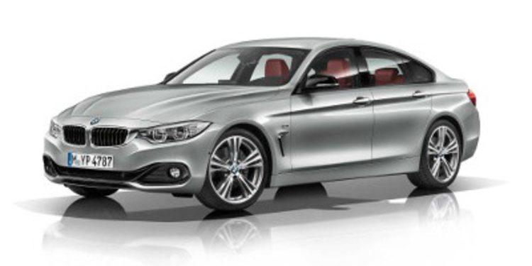 Todos los datos y vídeo del BMW Serie 4 Gran Coupe