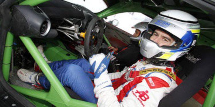 Xevi Pons repite victoria en la G4 de las GSeries BPA 2014