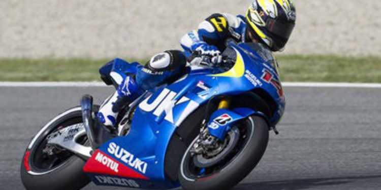 Ver a Suzuki como wild card en MotoGP 2014 es posible