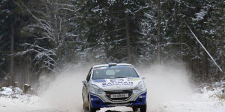 Así está el ERC 2014 tras el Rally Liepaja