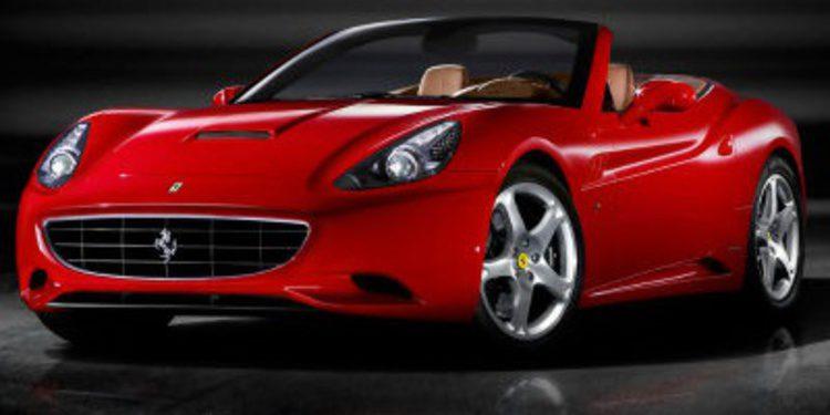 Ferrari fija la presentación del nuevo California