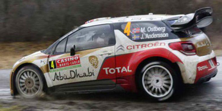 Citroën busca en el Rally de Suecia repetir su buen 'Monte'