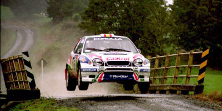 La eterna historia de Toyota y su regreso al WRC