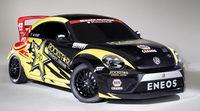 Volkswagen y Andretti presentan el Beetle del GRC