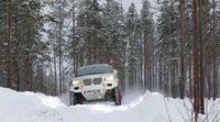 Empieza el mundial FIA Cross Country con la Baja Rusia