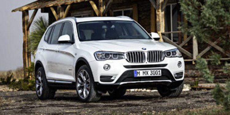 BMW nos enseña todos los secretos de su nuevo X3
