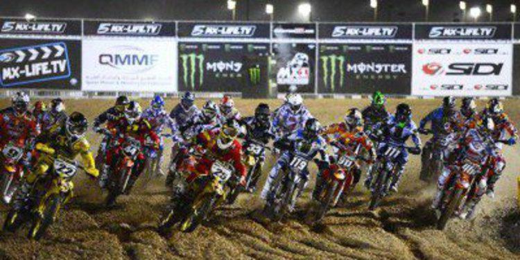 Eurosport retransmitirá el Mundial de Motocross